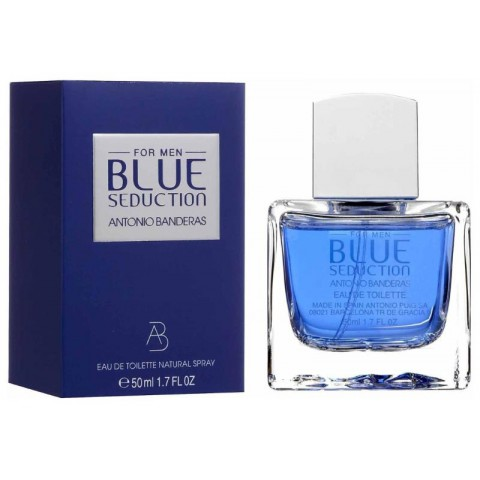 Парфумерна вода Antonio Banderas Blue Seduction Men