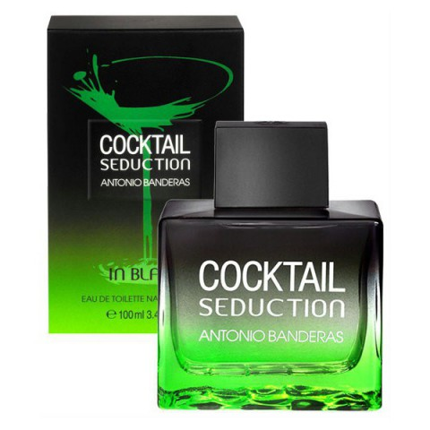 Парфумерна вода Antonio Banderas Cocktail Seduction in Black for Men