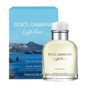 Парфумерна вода Dolce&Gabbana Light Blue Discover Vulcano Pour Homme