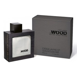 Парфумерна вода Dsquared He Wood Silver Wind Wood
