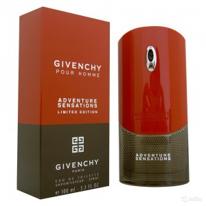 Парфумерна вода Givenchy Pour Homme Adventure Sensations