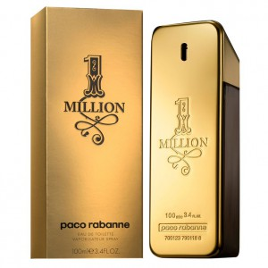 Парфумерна вода Paco Rabanne 1 Million
