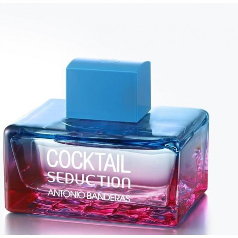 Парфумерна вода Antonio Banderas Cocktail Blue Seduction