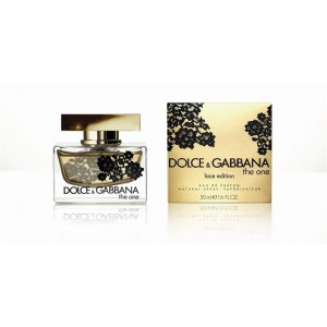 Парфумерна вода Dolce & Gabbana The One Lace Edition
