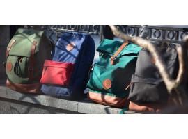 Історія виробника рюкзаків GIN