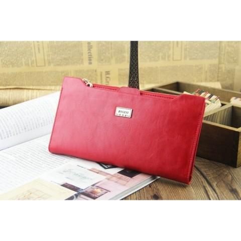 Жіночий гаманець Bogesi Red
