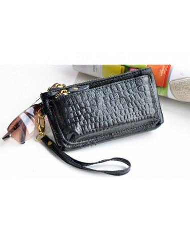 Жіночий гаманець клатч Lostem шкіра